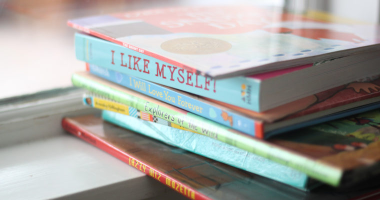 7 Picture Books: Kids of Color Being Themselves