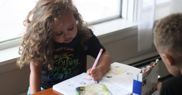 Creating Our Preschool Journals
