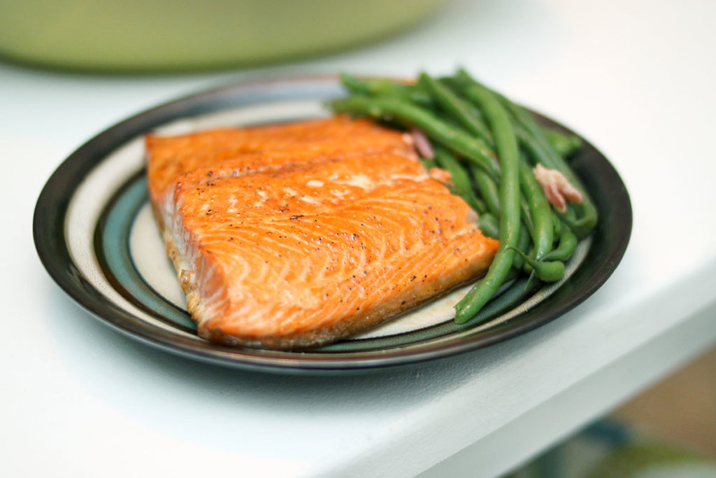 Honey Baked Salmon family dinner ideas and recipes
