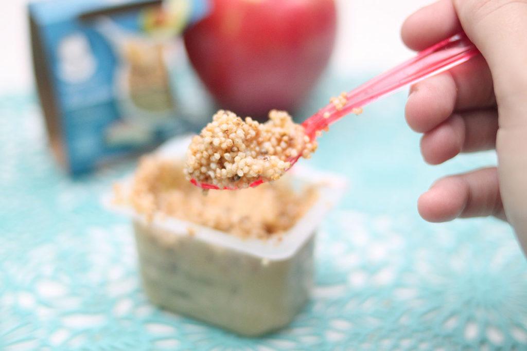Gerber Lil Mixerrs - Apple Avacado and Quinoa Crisp