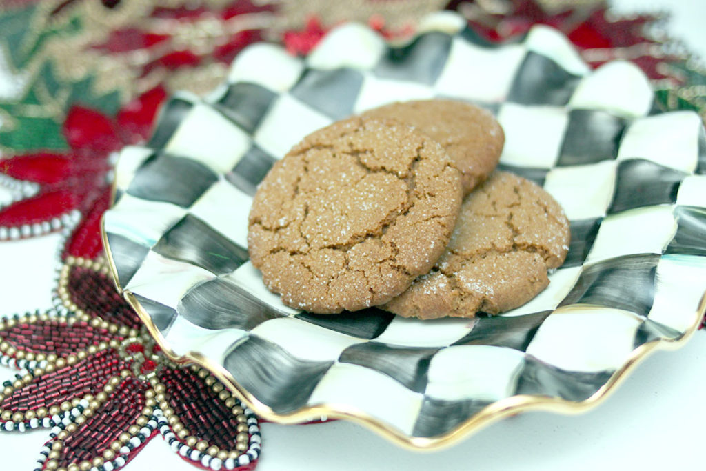 molasses cookie recipe for the holiday