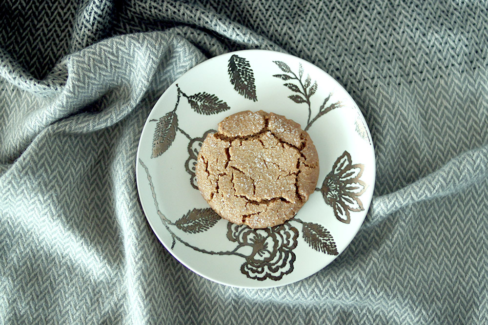 perfect homemade molasses cookies for the family