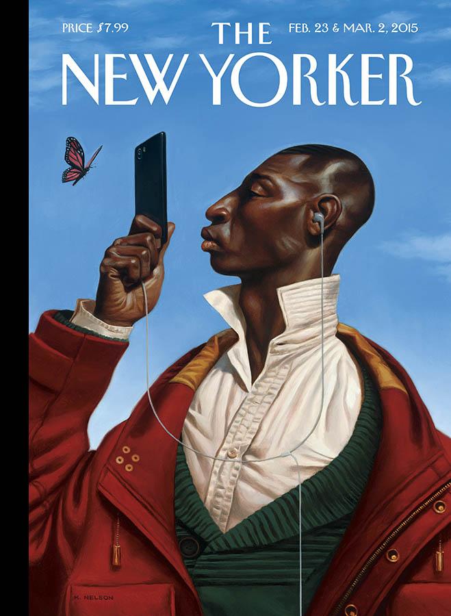 Kadir Nelson New Yorker cover
